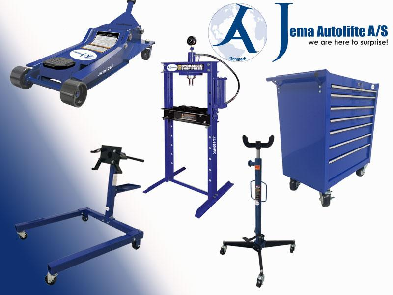Jema Autolifte Garage Equipment